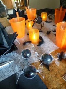 Id es d co de table pour halloween for Decoration de table pour halloween