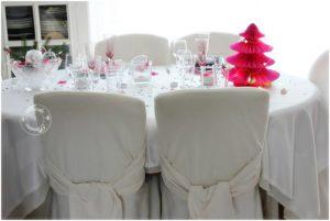 Table de Noel ambiance