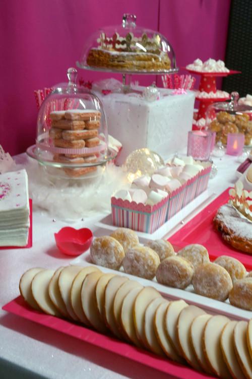 Petites douceurs de notre Sweet table