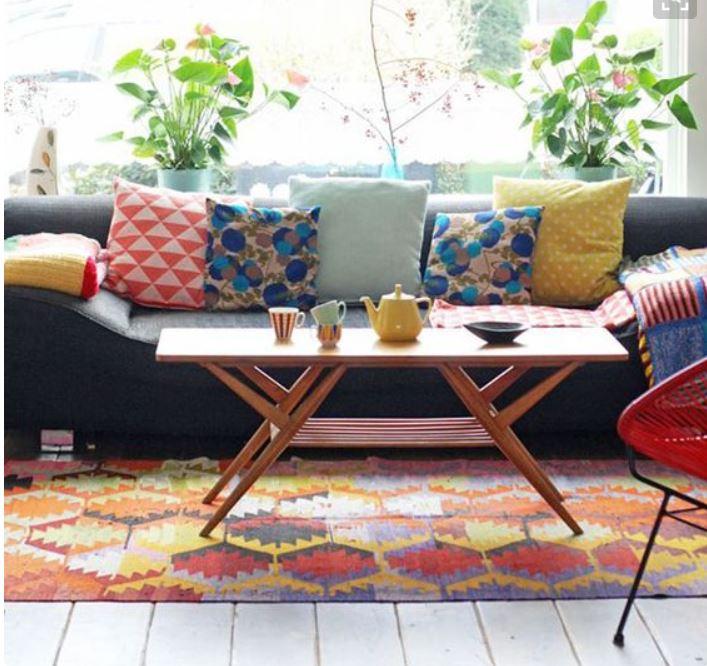 une table boh me chic mesa bella blog. Black Bedroom Furniture Sets. Home Design Ideas