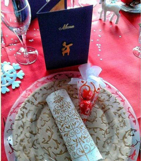Table de Noël les bonnes astuces de Marie