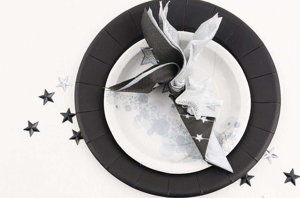 12 Pliages De Serviette Pour Le Reveillon Du Nouvel An Ou