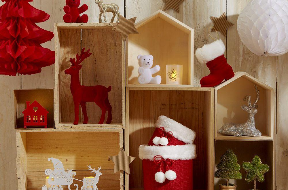 Décoration de Noël Mesa Bella