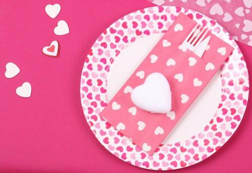 table romantique pour une soir e romantique en amoureux mesa bella blog. Black Bedroom Furniture Sets. Home Design Ideas