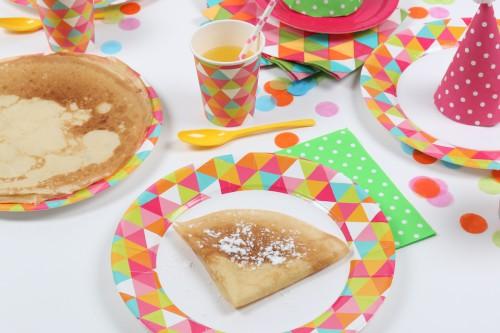 Crepe party Mesa bella carnaval