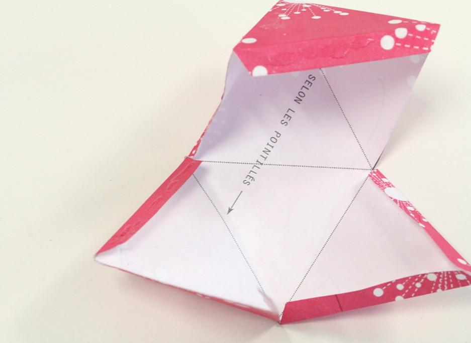 polygone origami tuto