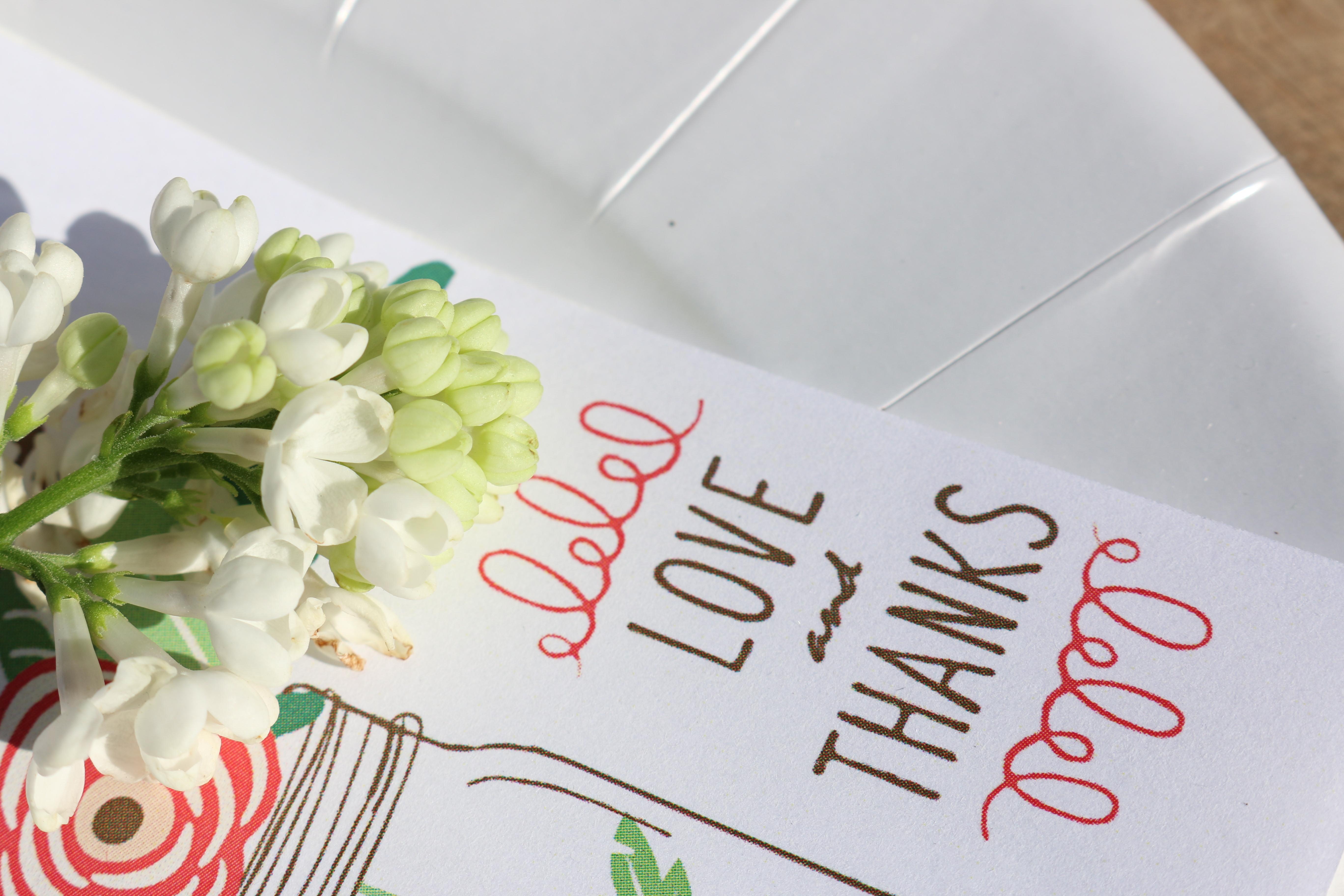 serviette love mariage campagne