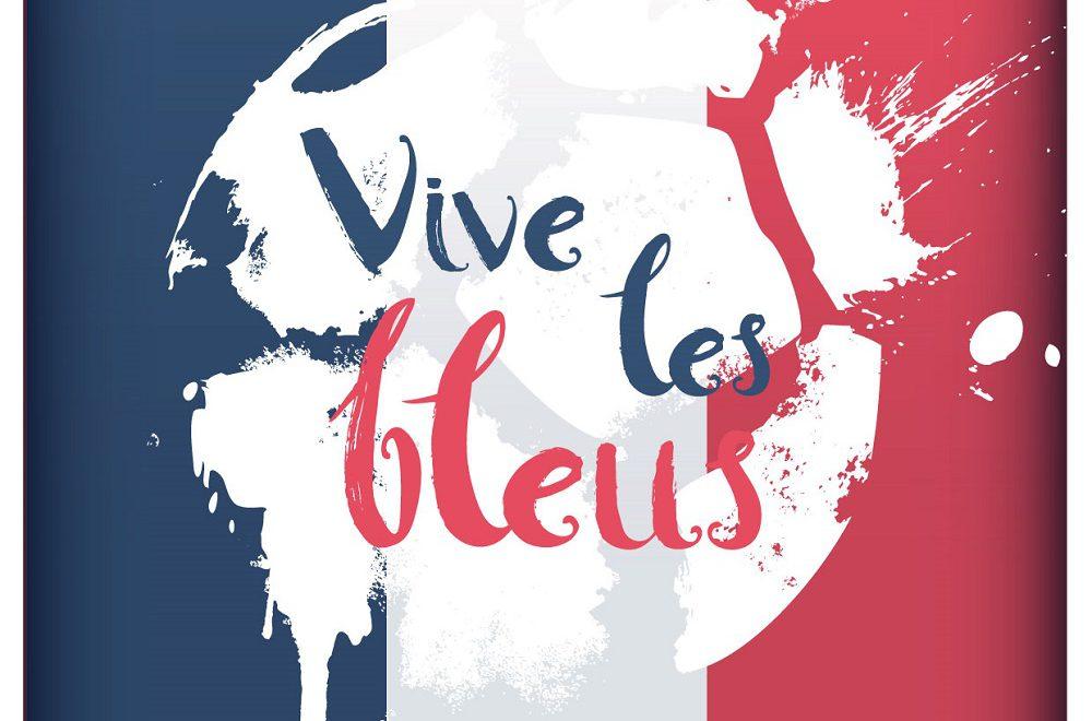 SERV33-VIVE LES BLEUS