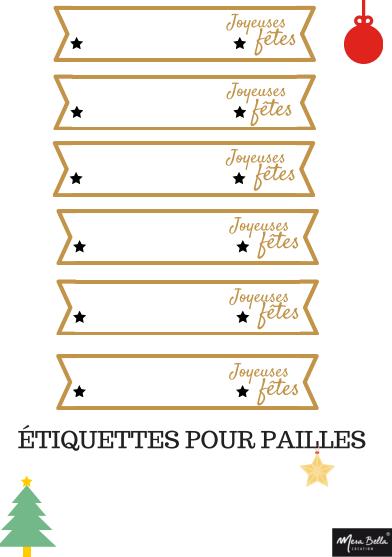 Etiquette plan de table a imprimer ov09 jornalagora - Plan de table noel ...