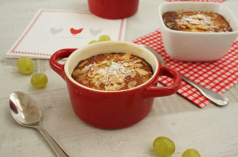 recette de clafoutis aux raisins