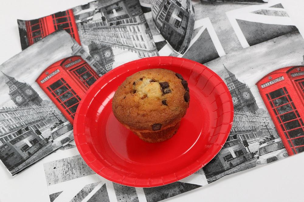 recette muffin au chocolat