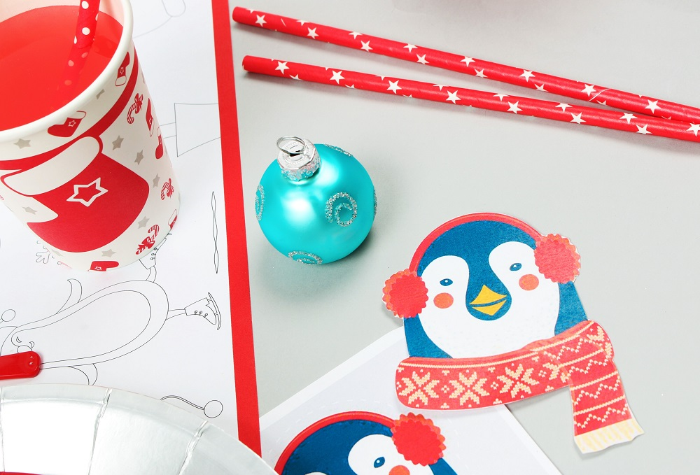 tête de pingouin à télécharger et imprimer