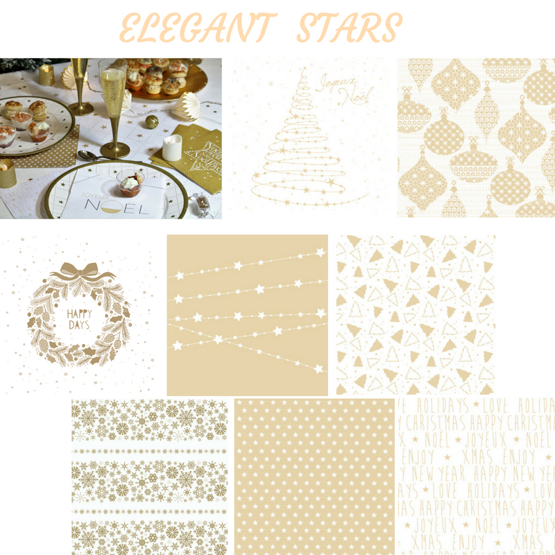 elegant-stars collection 2016