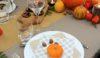 Photo table sans gluten