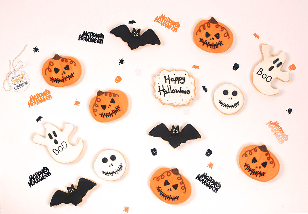 Photo Halloween Sugar Cokkies