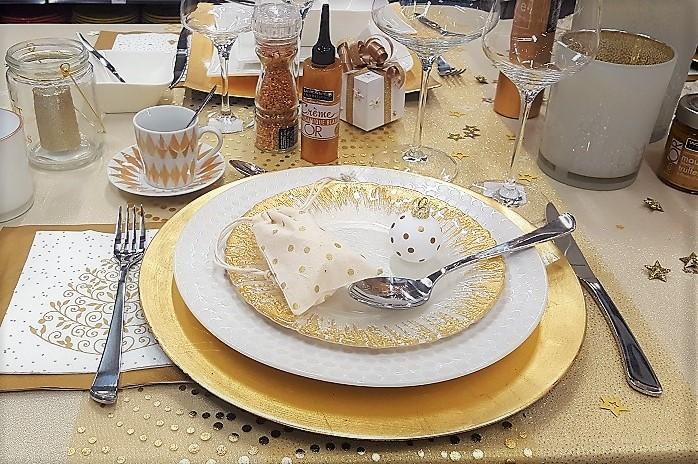 table-or-zodio serviette Mesa Bella