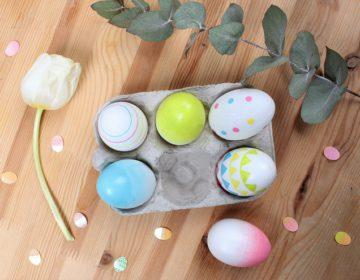 confettis pâques mesa bella
