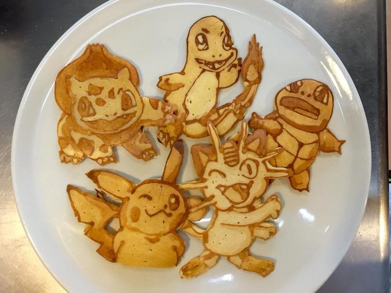 pancake pokémon