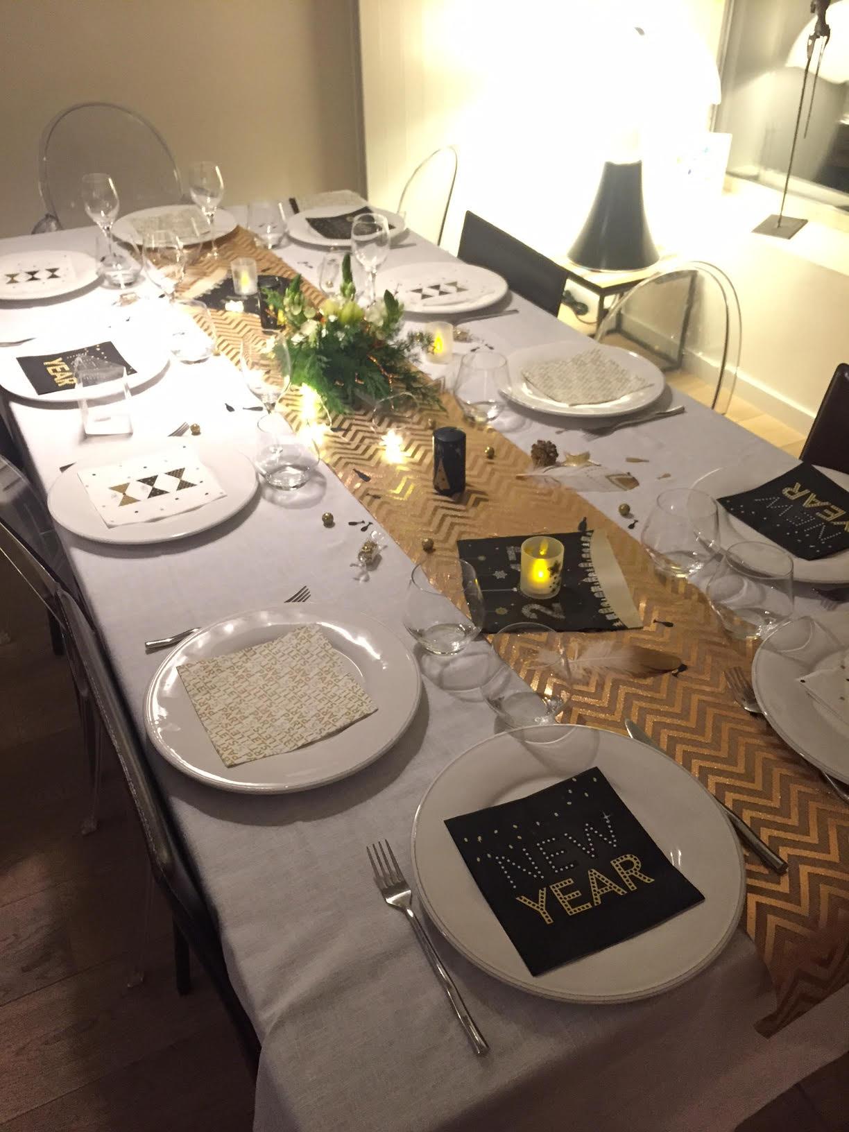 table-de-nouvel-an