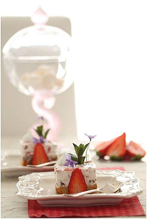 recette à base de fraise