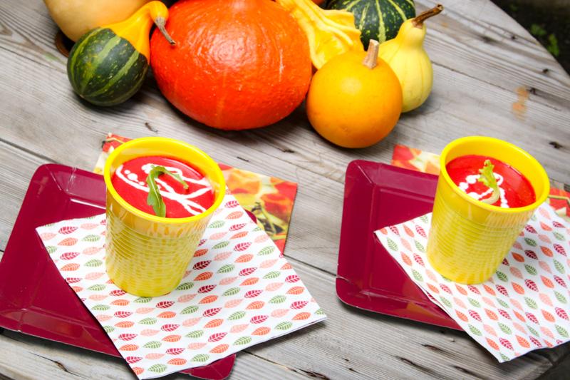 recette Mesa Bella soupe d'automne