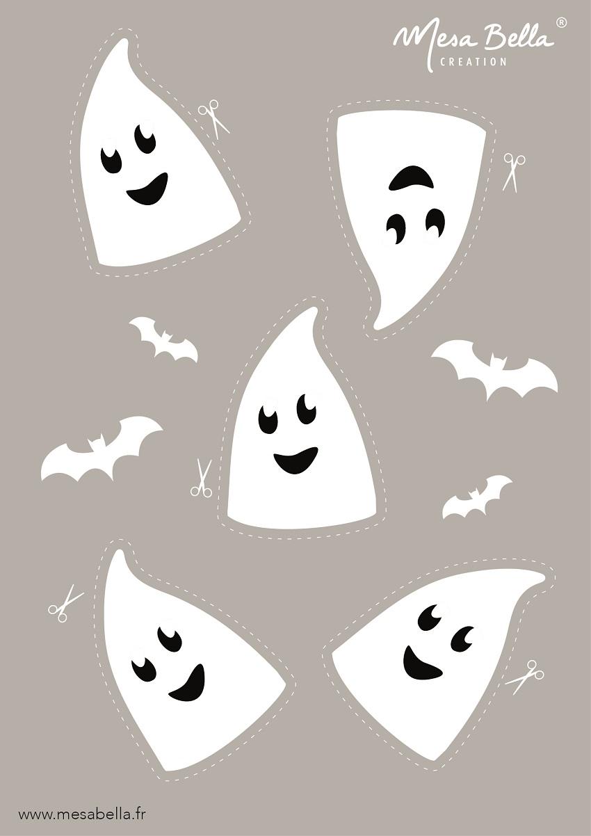 Planche tête Fantome Tshirt fd gris - Copie