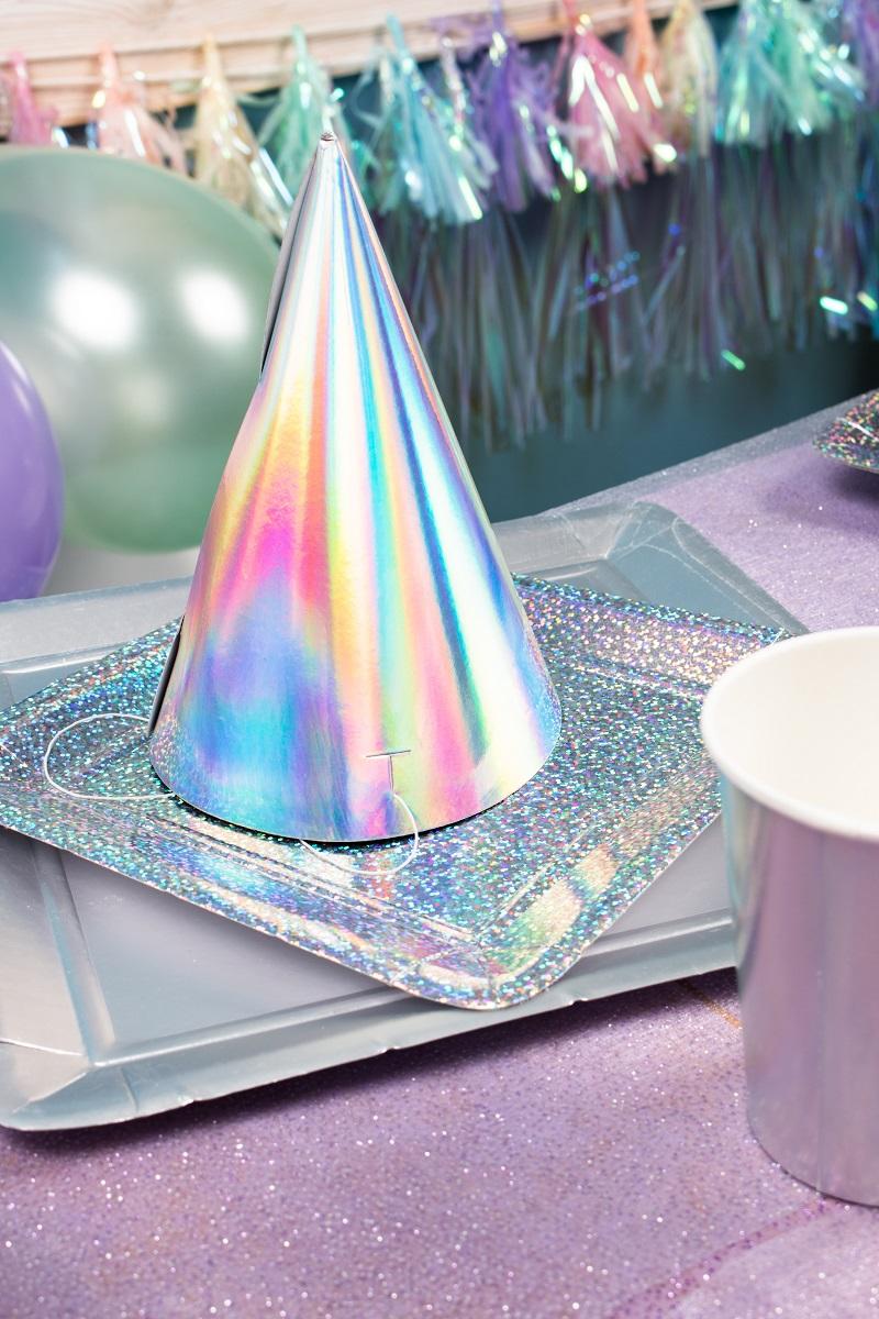 chapeau anniversaire sirène