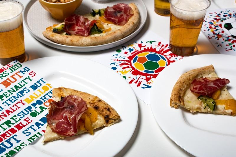 repas coupe du monde 2018 préparation