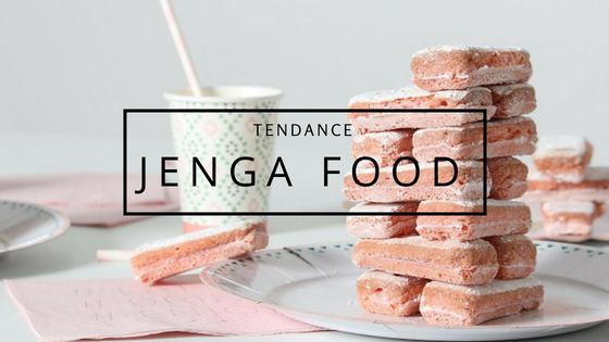 jenga food