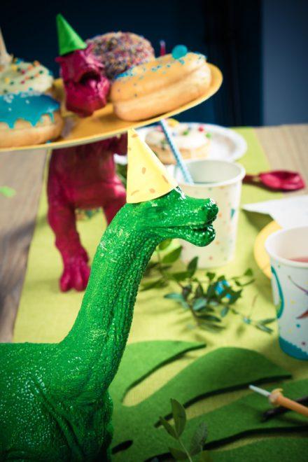 Dinosaure anniversaire mesa bella