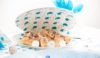Assiette en carton Narval des Océans