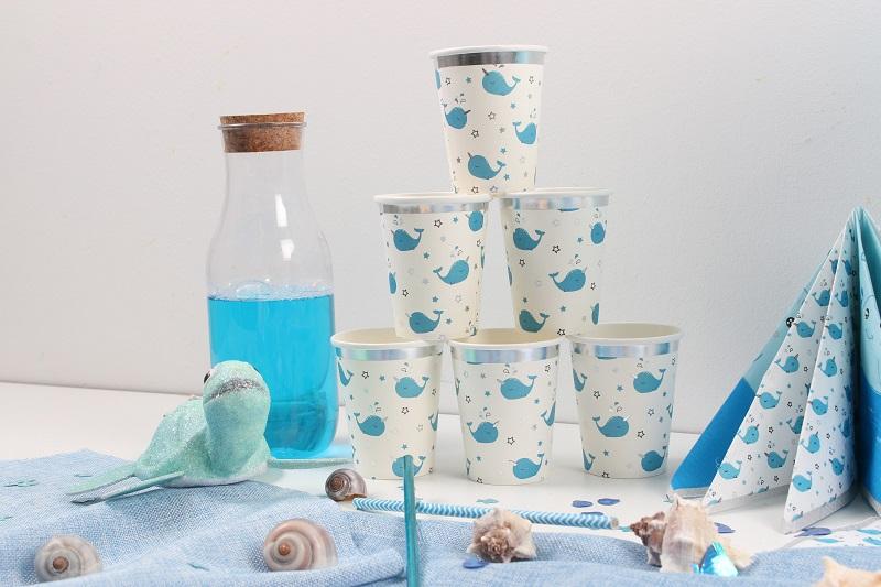 Décoration de table océan