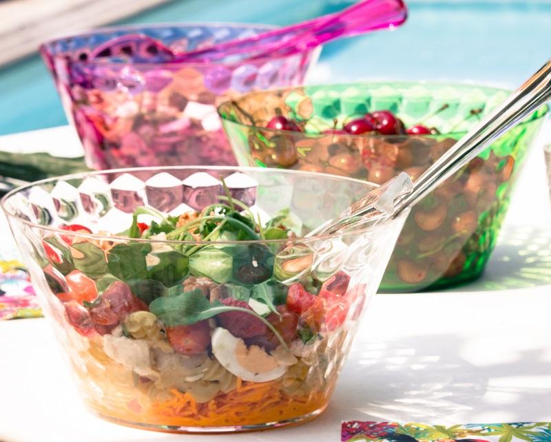 Salade Composée à étages