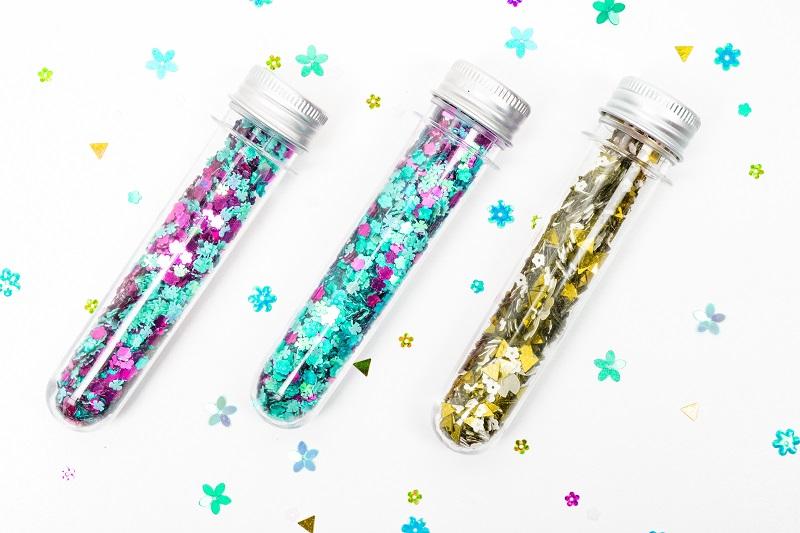 Mélange de confettis multicolores - Mesa Bella