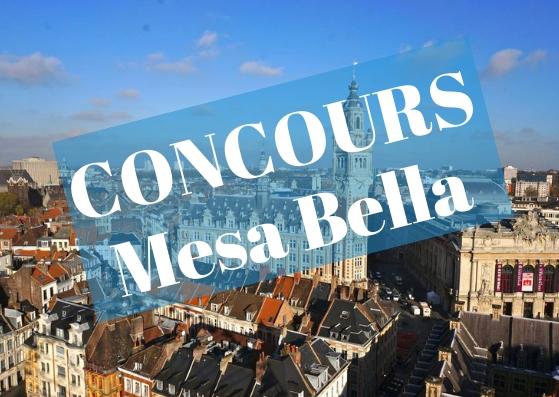 CONCOURS mesa bella 2018
