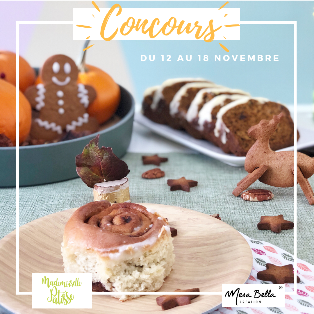 Concours Mademoiselle Patisse