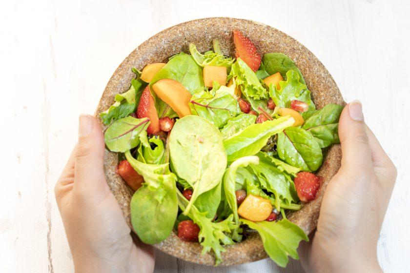 vaisselle organique biodegradable