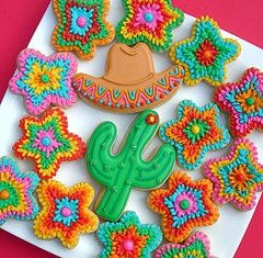 biscuit theme mexicain partie