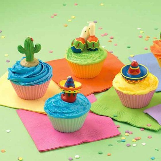 cupcakes mexican