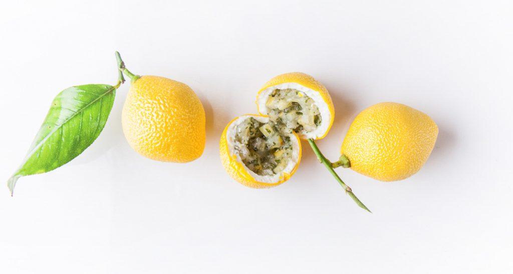 La faux citron du chef Cedric Grolet