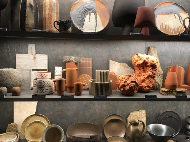 présentation de vase terre cuite céramique