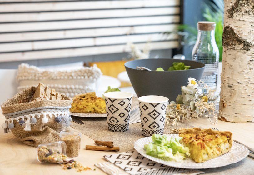 table écolo bohème
