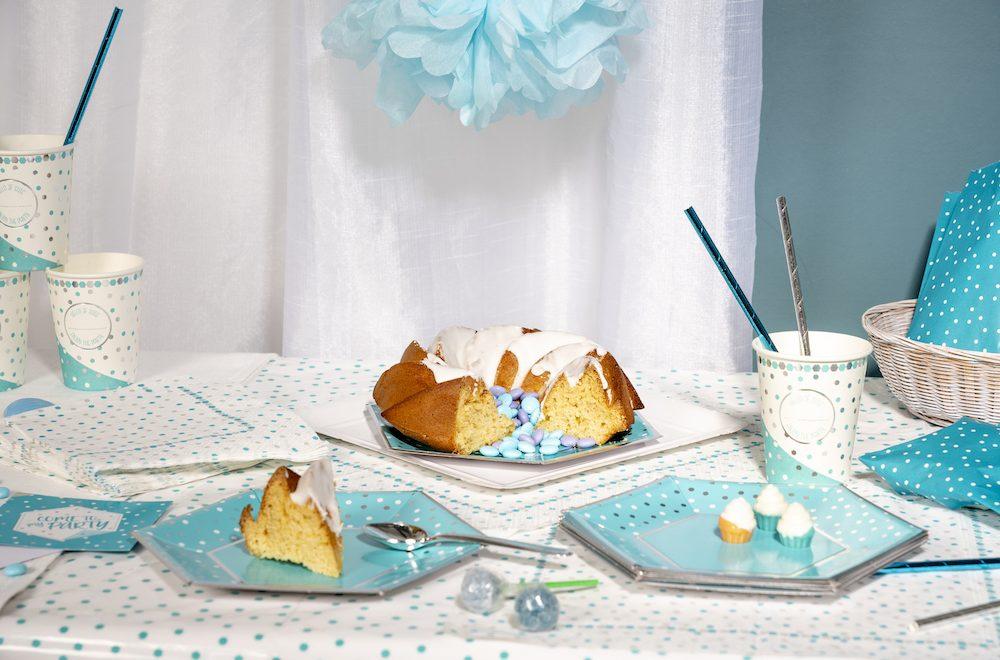 kit anniversaire vaisselle décoration