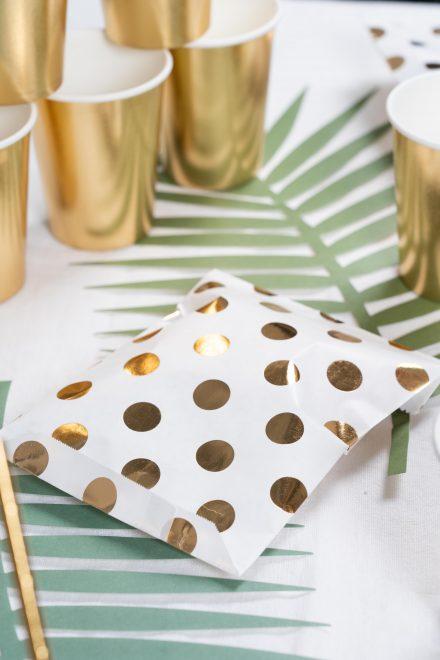 sachet bonbon cadeau ou fleurs sechées